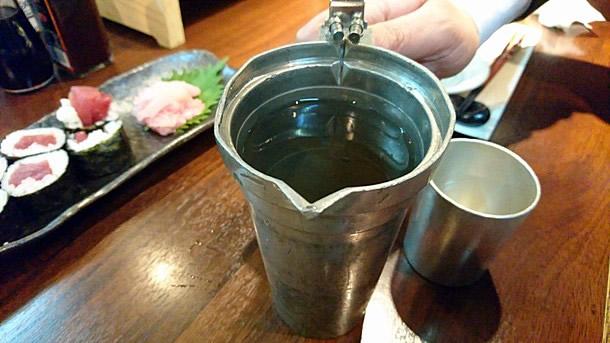 日本酒2合