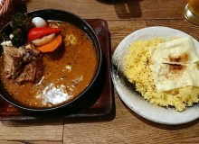 GARAKUのスープカレーは超一級品!札幌で旨みが濃い旨いカレー!