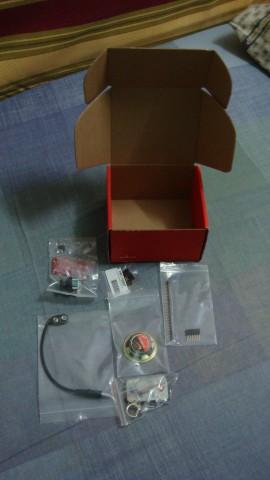SparkFun package