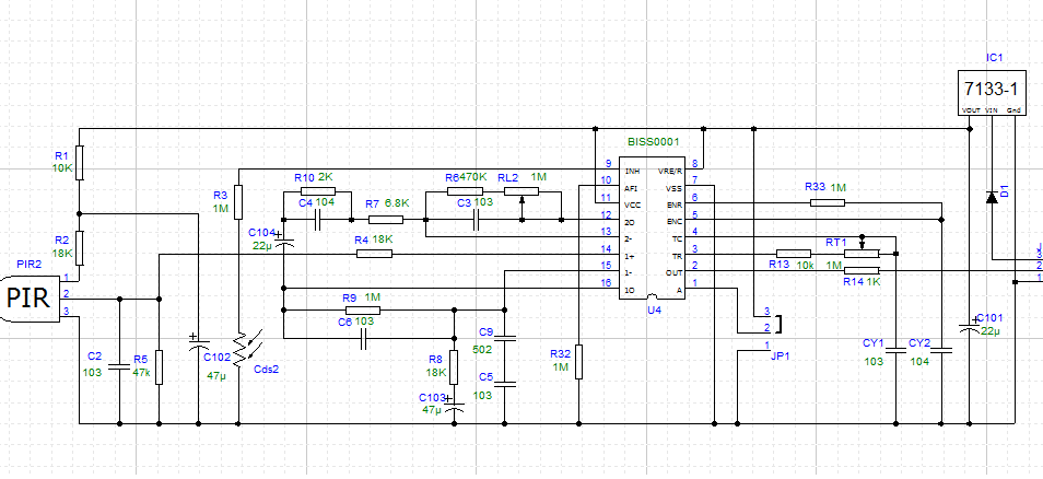 schematic?resize=665%2C305 pir sensor wiring diagram the best wiring diagram 2017  at panicattacktreatment.co