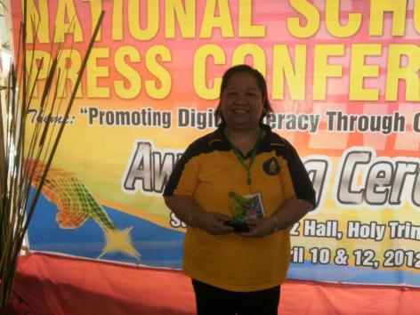 Mrs. VICTORIA R. MAYO Education Program Supervisor