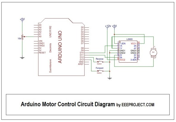 Arduino Motor Control Explained In Detail
