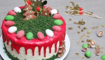 Amazing Red Velvet Taart Eefsfood Personalised Birthday Cards Sponlily Jamesorg