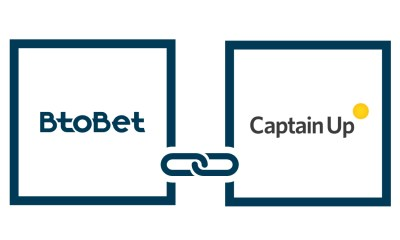 btobet-and-captain-up-partner-to-gamify-sports-betting-and-casino