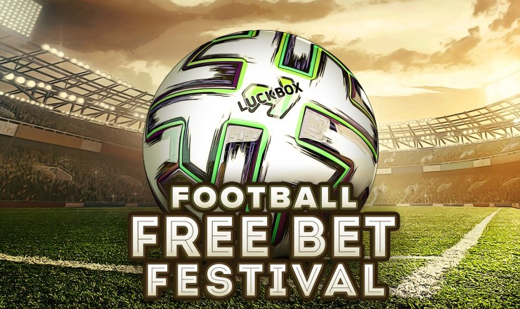 Luckbox launches Free Bet Festival for Euro 2020 and Copa America