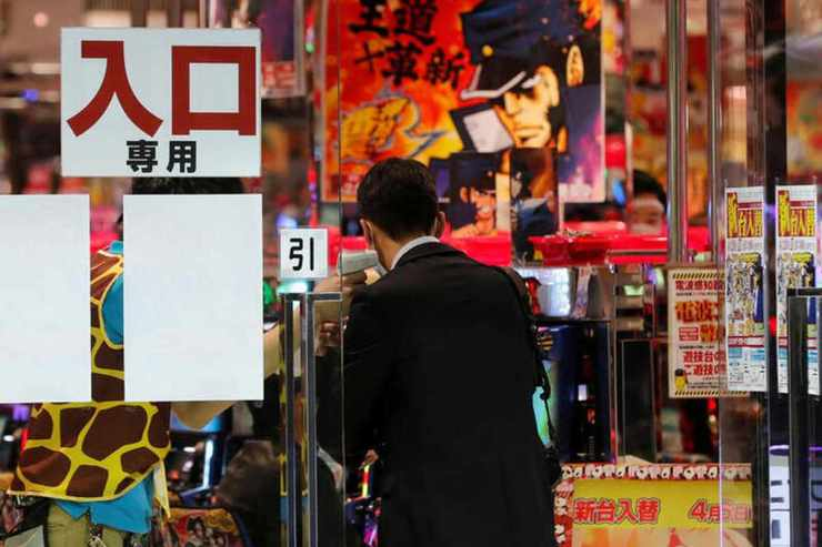 Understanding Japan's Obsession with Pachinko Parlours