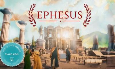 roman-empire-survival-&-exploration-game-ephesus-wins-fan-favorite-vote-31-at-gdwc-2021!