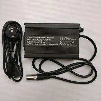 Sähköpotkulauta 48V 2A laturi tuotekuva