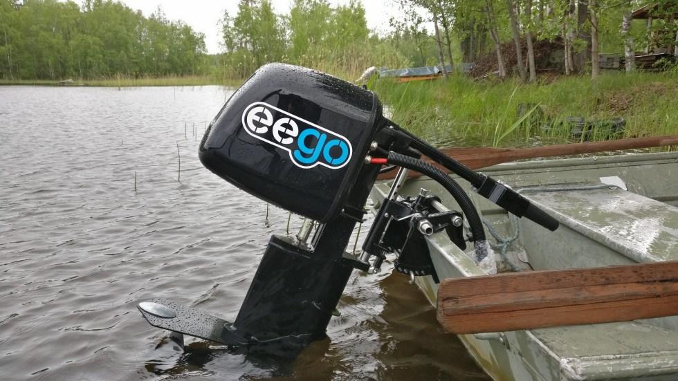 sähköperämoottori outboard motor