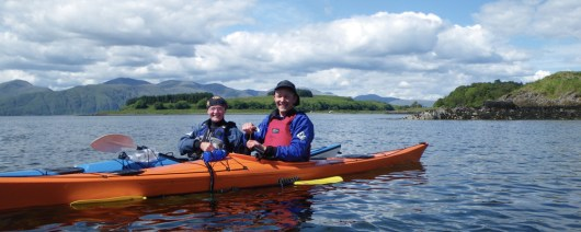 Learn to kayak with Eastwood and East Kilbride Canoe Club