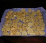 Zuiderse Aardappelschijfjes