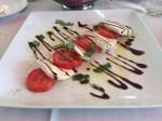 Salate Caprese (Tomaat-Mozzarella)
