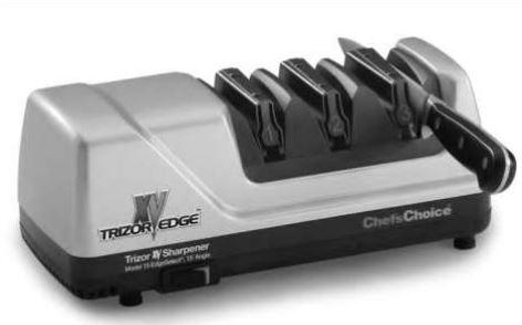 Chef's Choice Trizor XV model 15 messenslijper
