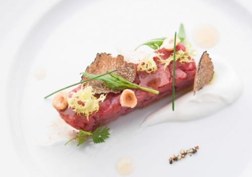 Involtini van Tonijn en Kalfsvlees