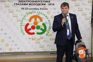 Советник директора АО «СО ЕЭС» П.М. Ерохин