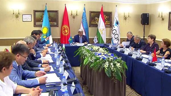 энергетика Центральной Азии