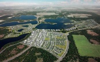 Бабкок-ранч во Флориде – первый американский город, полностью обеспеченный солнечной энергией