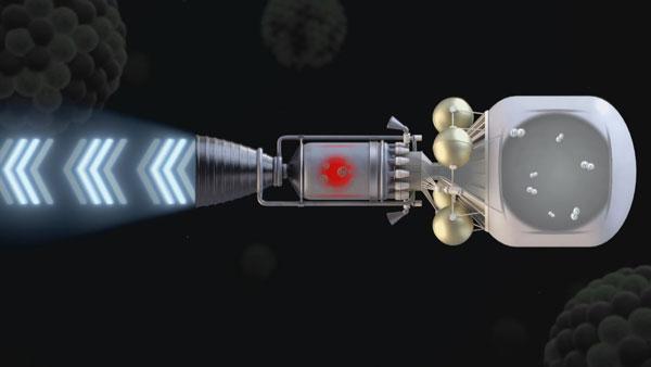 ядерные ракетные двигатели