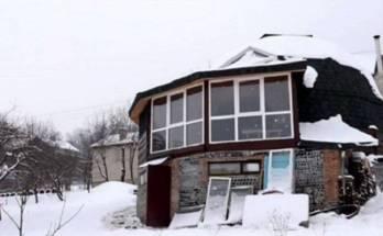 энергосберегающий дом в Украине