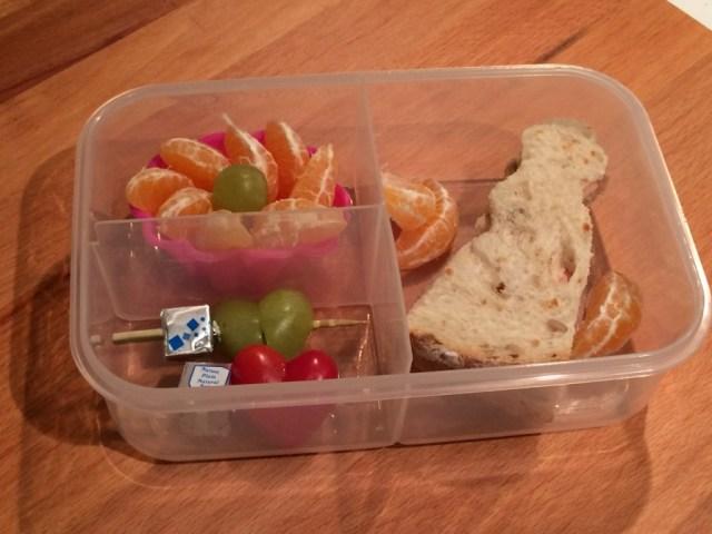 Brooddoosideetjes: fruit kan ook!