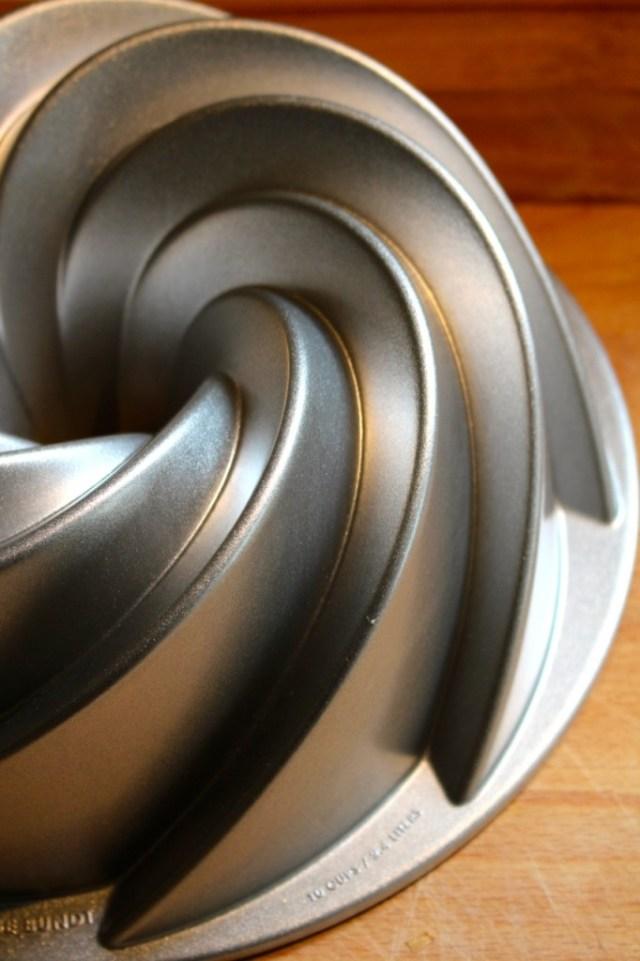 Nordic Ware tulbandvorm van Ria's kookwinkel