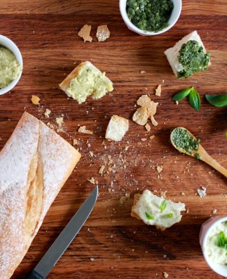 Drie verrassende dips voor bij het aperitief / www.eenlepeltjelekkers.be