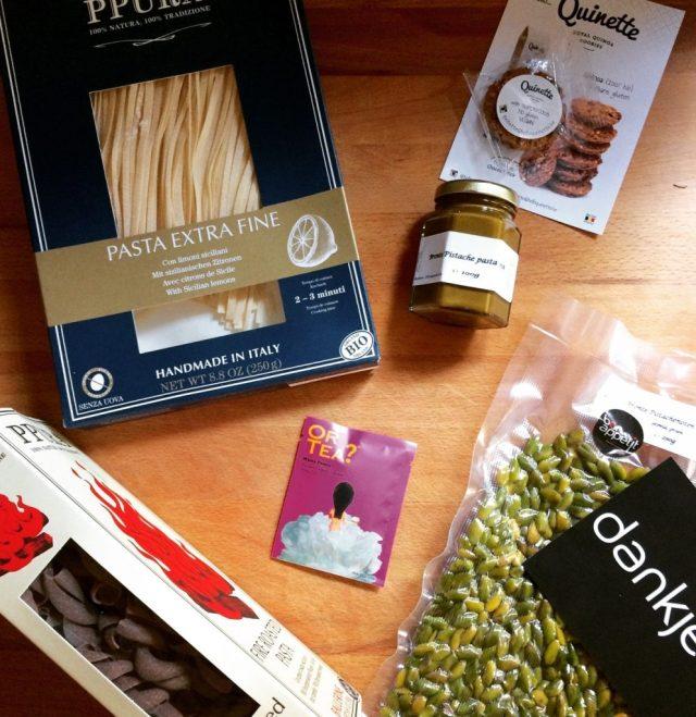 Lekkers van webshop Bon Appetit Les Amis / www.eenlepeltjelekkers.be