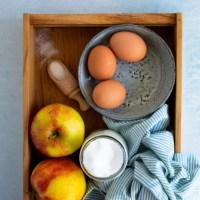 Appelcake met citroen