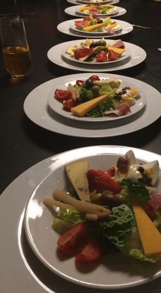 makkelijke maaltijd 10 personen