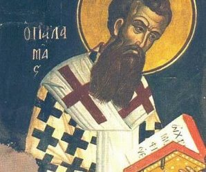 March 12, 2017 Second Sunday of the Great Fast: St. Gregory of Palamas; Octoechos Tone 2; Venerable Father and Confessor Theophanes of Sigriana; Holy Father Gregory the Dialogist, Pope of Rome