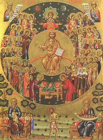 June 11, 2017 Sunday of All Saints