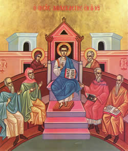 May 10, 2017 Mid-Pentecost; Holy Apostle Simon the Zealot