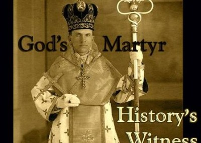 God's Martyr, History's Witness: Blessed Nykyta Budka the First Ukrainian Greek-Catholic Bishop of Canada