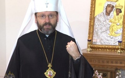 HEAD OF CHURCH IN UKRAINE APPEALS FOR PRAYERS AND SUPPORT