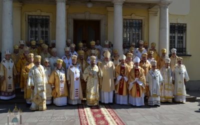 UKRAINE IS FLOWING IN BLOOD! Appeal of the Synod of Bishops of the Ukrainian Greek Catholic Church