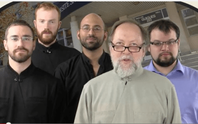 VIDEO: Greetings for Fr. A. McVay for his book launch