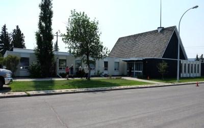 PHOTOS: Grande Prairie Parish – New Church Building
