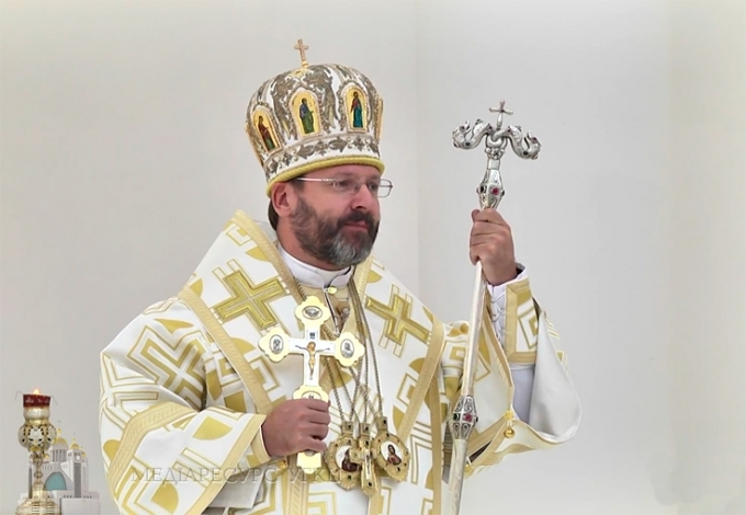 His Beatitude Patriarch Sviatoslav' Paschal Message (ENG/UKR)