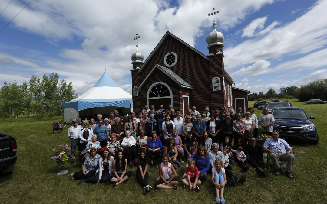 Descent of the Holy Spirit Church in Reno Alberta Celebrates 70th Anniversary