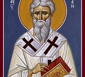 October 2, 2016 20th Sunday after Pentecost, Octoechos Tone 3; The Holy Priest-Martyr Cyprian; the Holy Martyr Justina; and the Holy Andrew, Fool for the Sake of Christ