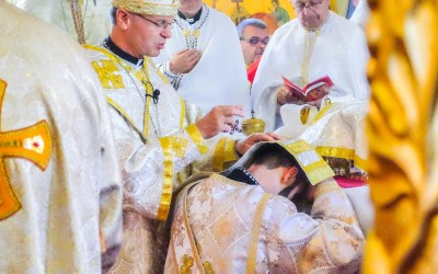 Photos: Priestly Ordination of Fr. Andrij Nykyforuk