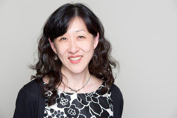 Five Questions with Grace Ji-Sun Kim