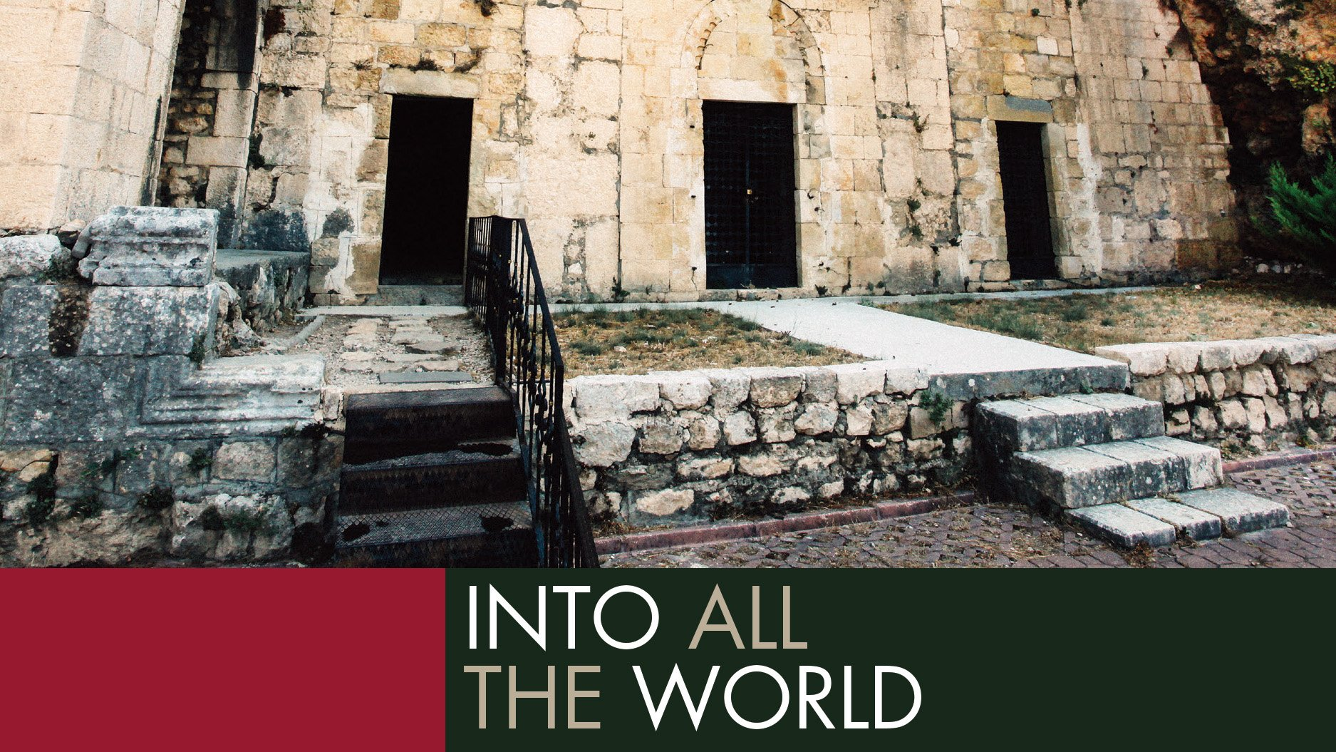 Meet This Book: <I>Into All the World</I>