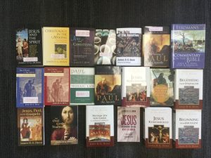 james dunn's books