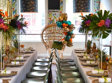 high-tea event voor party planners en stylisten