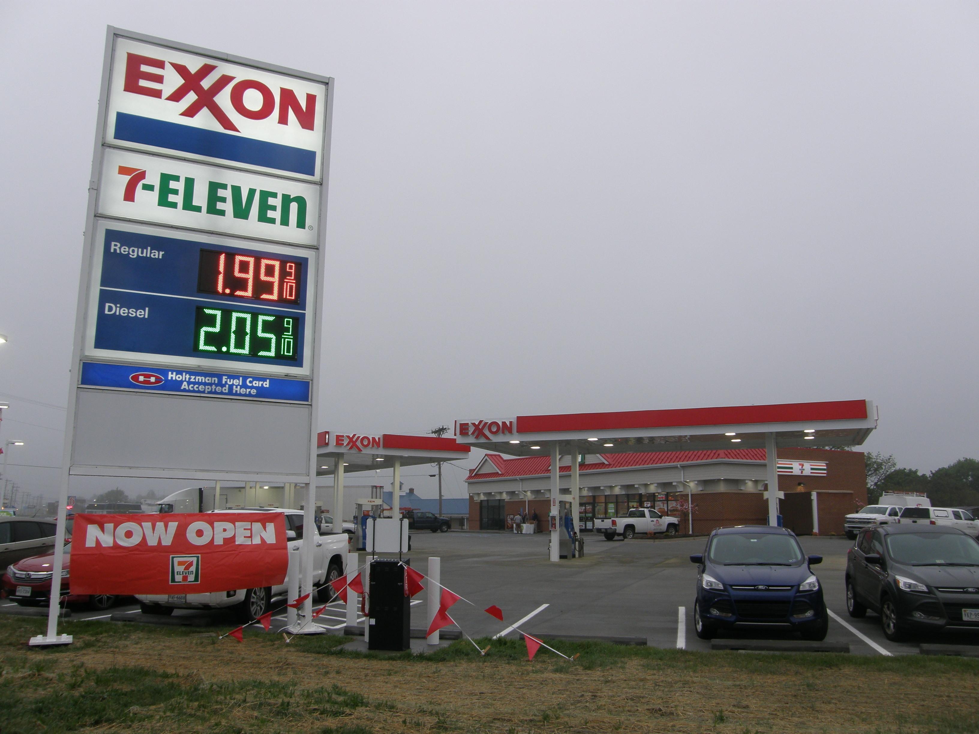 Holtzman Oil Corporation 7 Eleven