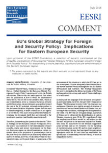 thumbnail of 2016-07 EU Global Strategy Implications for Eastern Europe 2016 C-ENG