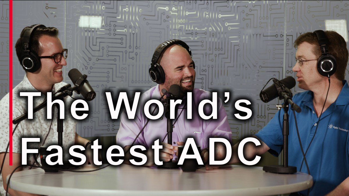 The World's Fastest ADC – #13