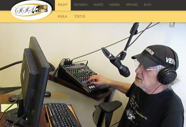 SSS-Raadio – soomekeelne raadio Eestis
