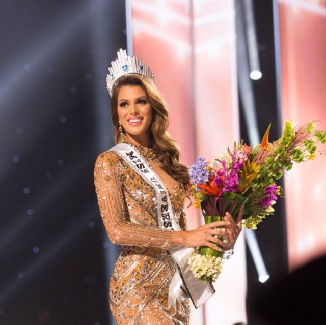 Värske Miss Universum on prantslanna Iris Mittenaere